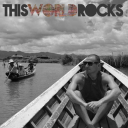 This World Rocks logo icon