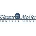 Thomas McAfee Funeral Homes logo