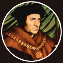 Thomas More Society logo icon