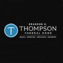 Brandon G. Thompson Funeral Home logo