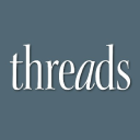 Threads Magazine logo icon