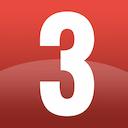 Three Brothers Burgers logo icon