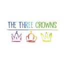 Three Crowns Shoreditch logo icon