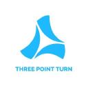 Three Point Turn logo icon
