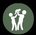Three Roots logo icon