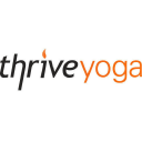 Thrive Yoga logo icon