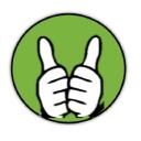 Thumbvista logo icon