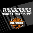 The Thunderbird Harley Davidson® logo icon