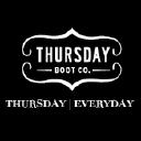 Logo for Thursday Boots