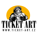 Ticket Art logo icon