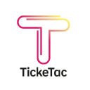 Ticke Tac logo icon