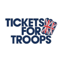 Tickets For Troops logo icon