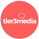 Tier 3 Media logo icon