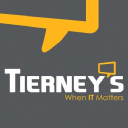 Tierney's Office Automation logo icon