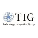 Technology Integration Group logo icon