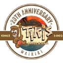 Tiki's Grill logo icon