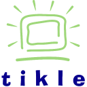 Tikle logo icon