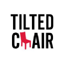 Tilted Chair Creative logo icon