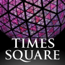 Times Square Ball logo icon