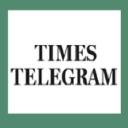 Times Telegram logo icon