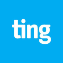 Logo for Ting