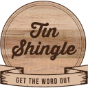 Tin Shingle logo icon