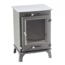 Tiny Wood Stove logo icon