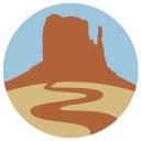 Tioga Tours logo icon