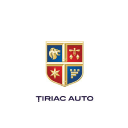 Tiriac Auto logo icon