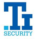 Ti Security logo icon