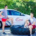 Titanium Fitness Center logo icon