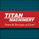 Titan Machinery logo icon