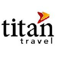 Titan Travel logo icon