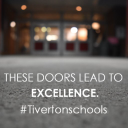 Tiverton School District logo icon