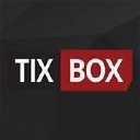 Tixbox logo icon