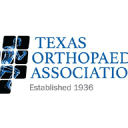 Texas Orthopaedic Association logo icon
