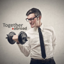 Together Abroad logo icon