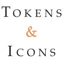 Tokens & Icons logo icon