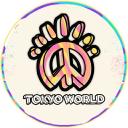 Tokyo World logo icon