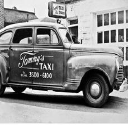 Tommy's Taxi logo