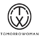 Tomorro Woman logo icon