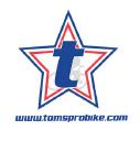 Tom's Pro Bike logo icon