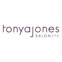 Tonyajones Salon Spa logo icon