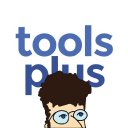 Tools Plus logo icon