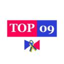 Top 09 logo icon