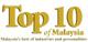 Top10 Malaysia logo icon