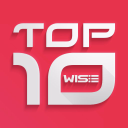 Top10 Wise logo icon