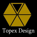 Topex Design logo icon