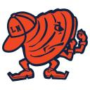 Top Gun Lacrosse logo icon