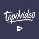 Topo Video logo icon